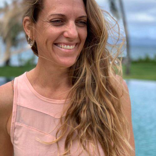 Nicci McGrath Daku Resort yoga