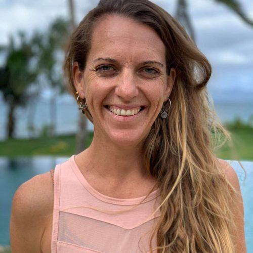 Nicci McGrath Joy of Yoga at Daku Resort