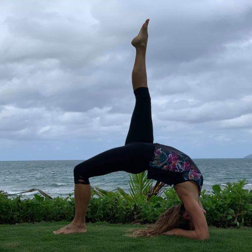 Nicci McGrath Yoga at Daku Resort